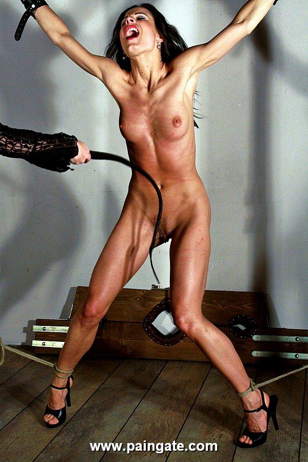 Lesbian Teen Bondage Lingerie