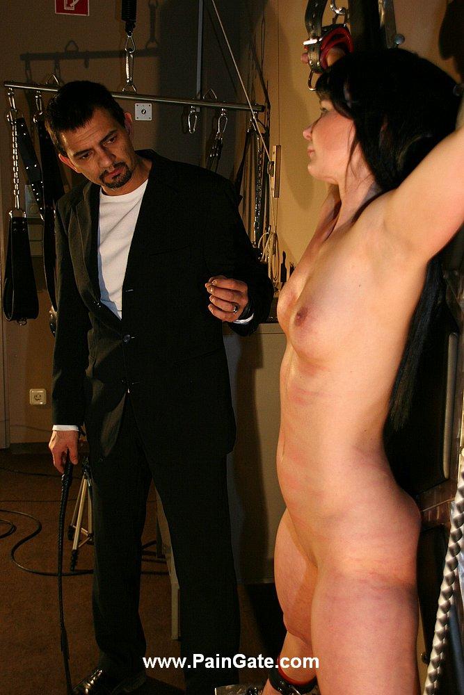 tit spanking