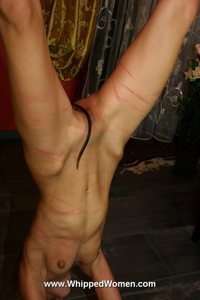 Tough girl whipped and tit tortured with fae corbin 6